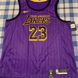 COPY - Nike Los Angeles Lakers Lebron James Swing…